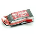 LiPo battery RED POWER SLP 800 -7,4V  XT60-XH