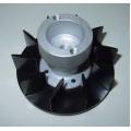 Ventilador de metal 3D